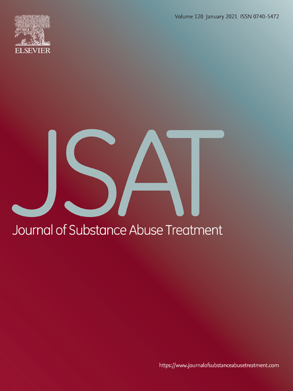 Journal of Substance Abuse Treatment